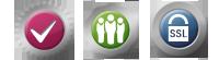 Profils vérifiés pour des contacts authentiques